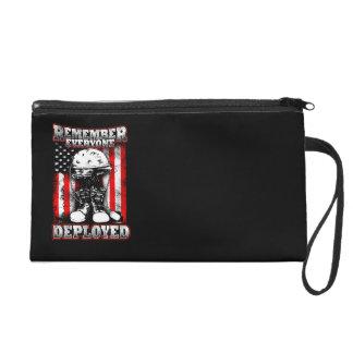 10tshirts.com RF2 wristlet purse