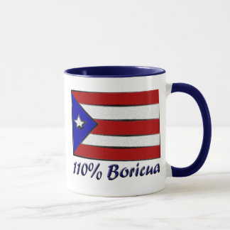 110% Boricua Mug