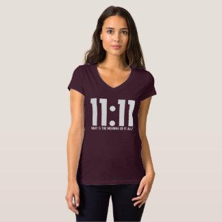 """""""1111 T-shirt"""" T-Shirt"""
