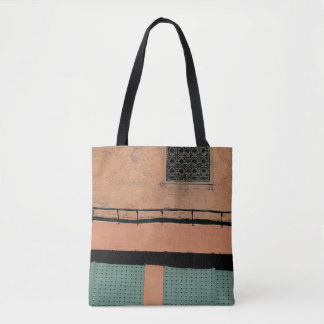 112 - Designer tote bag - Marrakech Medina