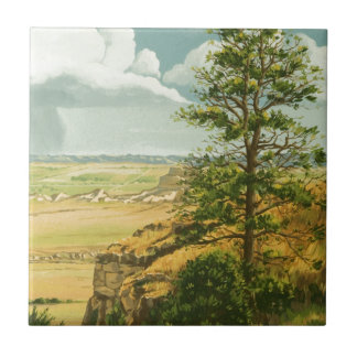 1158 Pine on Scotts Bluff Monument Tile