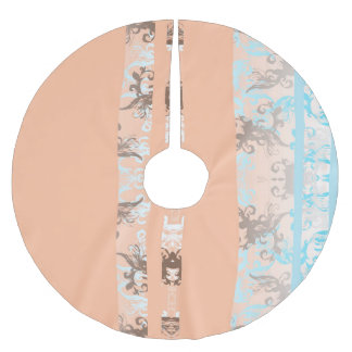 115.JPG BRUSHED POLYESTER TREE SKIRT