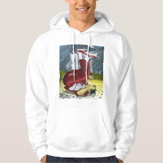 #115 (revisited) hoodie