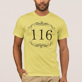 116 Area Code T-Shirt