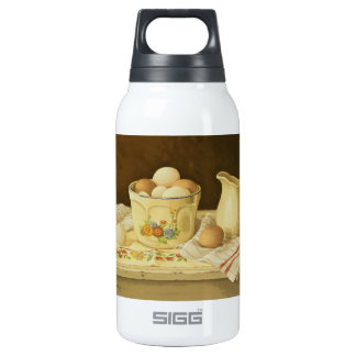 1175 Bowl of Eggs & Pitcher Insulated Water Bottle