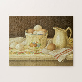 1175 Bowl of Eggs & Pitcher Puzzles
