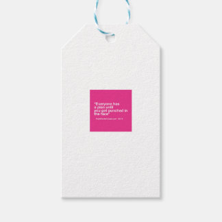 118- Small Business Owner Gift Punch Face Change Gift Tags