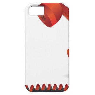 118Red Rhone _rasterized iPhone 5 Case