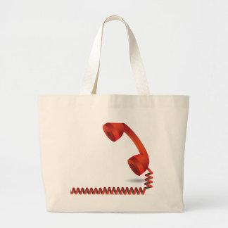 118Red Rhone _rasterized Large Tote Bag