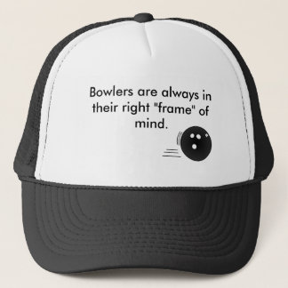 11949867722126020930blowling_ball_01_svg_hi, Bo... Trucker Hat