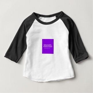119 Small Business Owner Gift - Follow Dream Baby T-Shirt