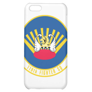 119th Fighter Squadron iPhone 5C Cover