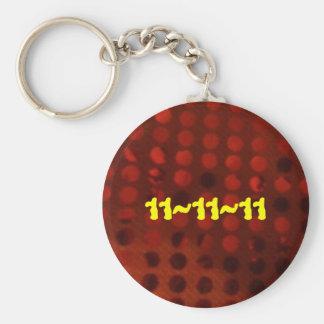 11/11/11 KEYCHAIN