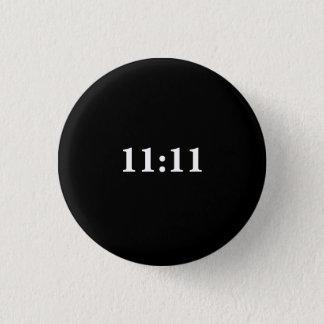 11:11 1 INCH ROUND BUTTON