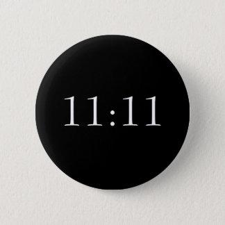 11:11 2 INCH ROUND BUTTON
