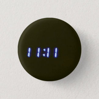 11:11 pin