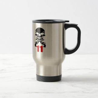 11 Birthday Designs Travel Mug