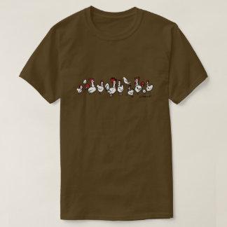 11 Chickens T-Shirt