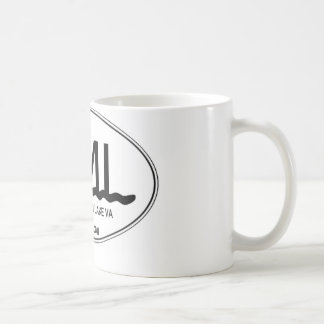 11 oz Ceramic Coffee Mug Smith Mountain Lake VA