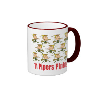 Eleven Pipers Piping Gifts Eleven Pipers Piping Gift