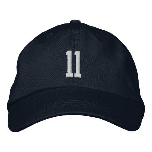 11 sports cap baseball cap