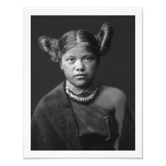 11 x 14 Print of Hopi Girl