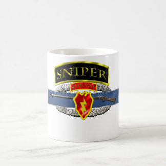 11B Sniper Tab 25th ID Coffee Mug