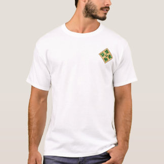 11C  4th Infantry Division T-Shirt
