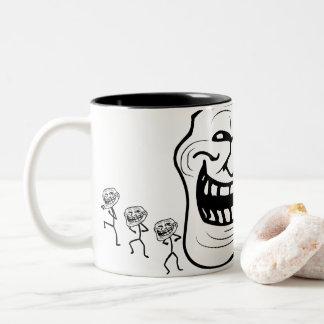 11oz Espresso Mug | the Trollface Collection RARE!