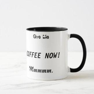 """11oz  """"Need for Coffee Mug"""" Mug"""