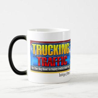 11oz Trucking Traffic Coffee Mug