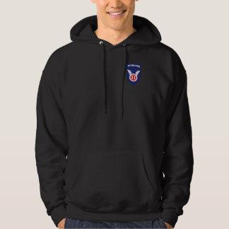 11th Airborne Division Hoodie