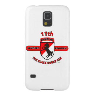 "11TH ARMORED CAVALRY REGIMENT ""BLACK HORSE CAV"" GALAXY S5 CASE"