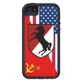 11th Armored Cavalry Regiment -Blackhorse Regiment iPhone 5 Cover