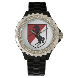 11th Armored Cavalry Regiment -Blackhorse Regiment Watch