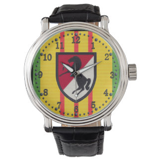 11th Armored Cavalry VSM Watch