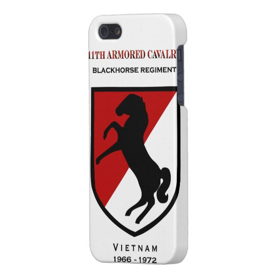 11th Armoured Cavalry iPhone 5 Case