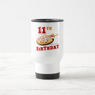 11th Birthday Pizza party Mug
