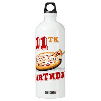 11th Birthday Pizza party SIGG Traveler 1.0L Water Bottle