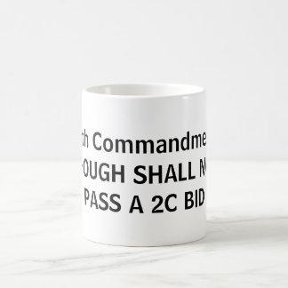 11TH COMMANDMENT -  MUG