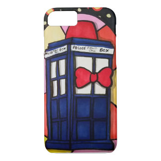 11th Doctor Tribute iPhone 7 Case