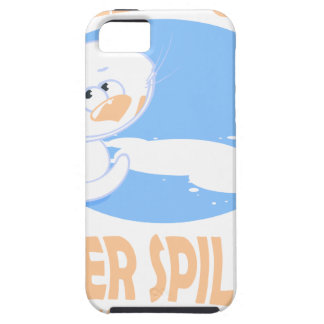 11th February - Don't Cry Over Spilled Milk Day Case For The iPhone 5