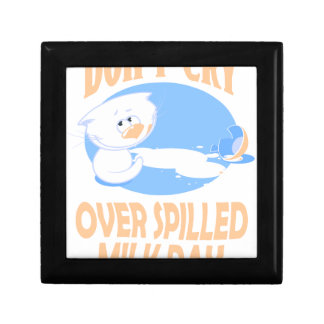 11th February - Don't Cry Over Spilled Milk Day Gift Box