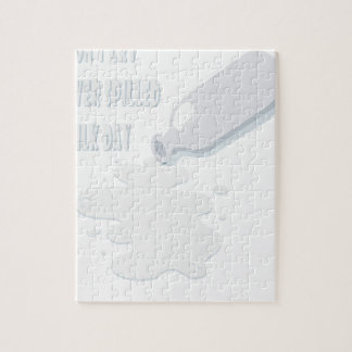 11th February - Don't Cry Over Spilled Milk Day Jigsaw Puzzle