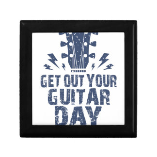 11th February - Get Out Your Guitar Day Gift Box