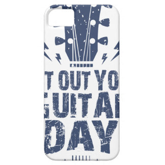 11th February - Get Out Your Guitar Day iPhone 5 Covers