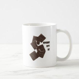 11th February - Peppermint Patty Day Coffee Mug