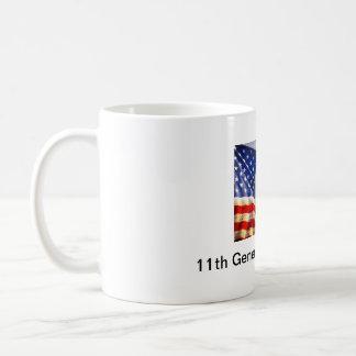 11th Generation American mug