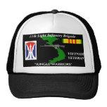 "11th Light Infantry Br ""Jungle Warriors"" Ball Caps Trucker Hat"