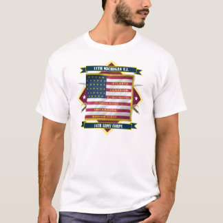 11th Michigan Volunteer Infantry T-Shirt